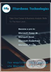 Microsoft Package – Excel, Powerpoint, Access, Powerbi | Classes & Courses for sale in Anambra State, Nnewi