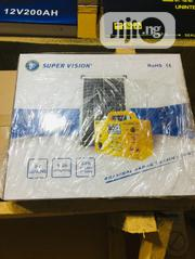 Super Vision Solar Generator Kit | Solar Energy for sale in Lagos State, Ojo