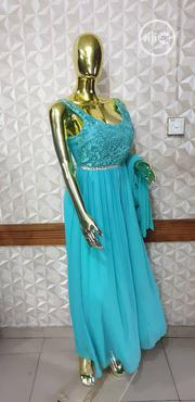 Mint Green Maxi Gown | Clothing for sale in Lagos State, Shomolu