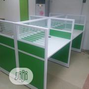High Quality 4 Units Workstation Table | Furniture for sale in Lagos State, Lagos Island