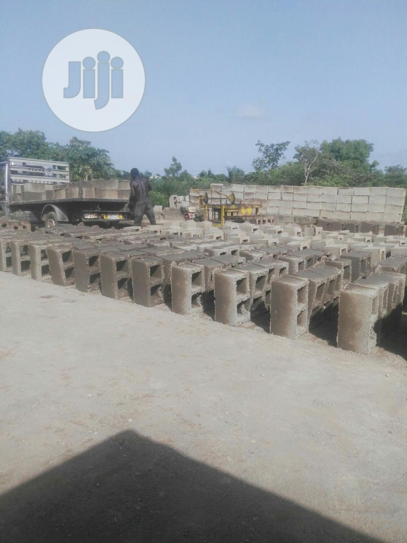 Stone Dust & Normal Blocks