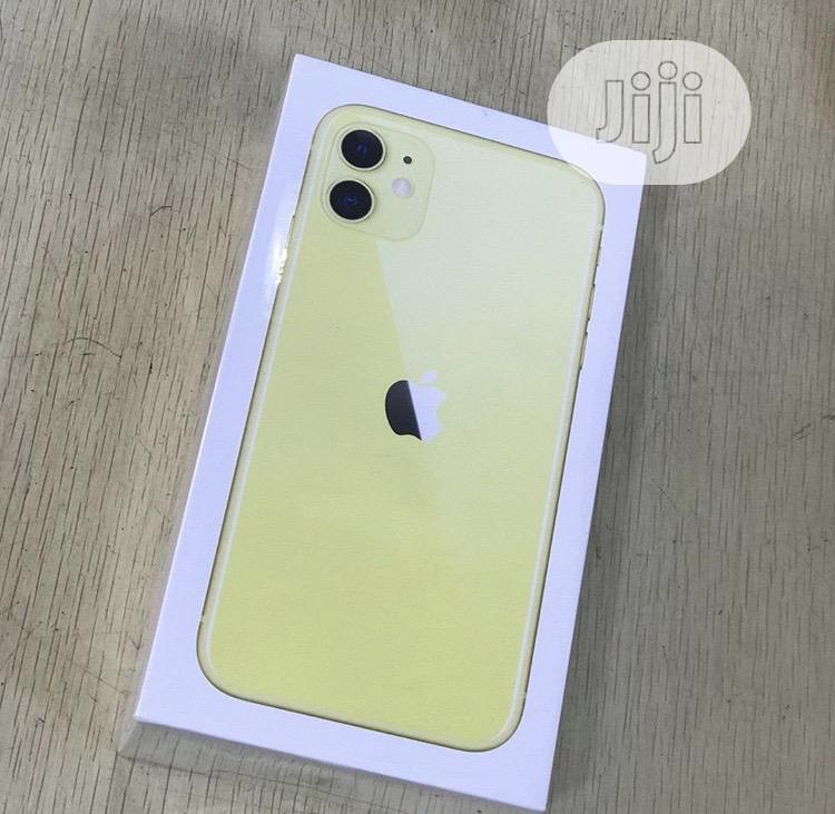 New Apple iPhone 11 64 GB