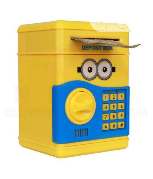 Archive: Minion ATM Piggy Bank For Kids
