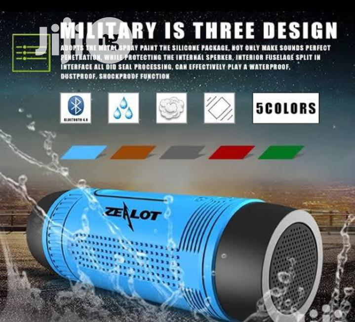 Zealot S1 Wireless Speaker | Audio & Music Equipment for sale in Ikeja, Lagos State, Nigeria