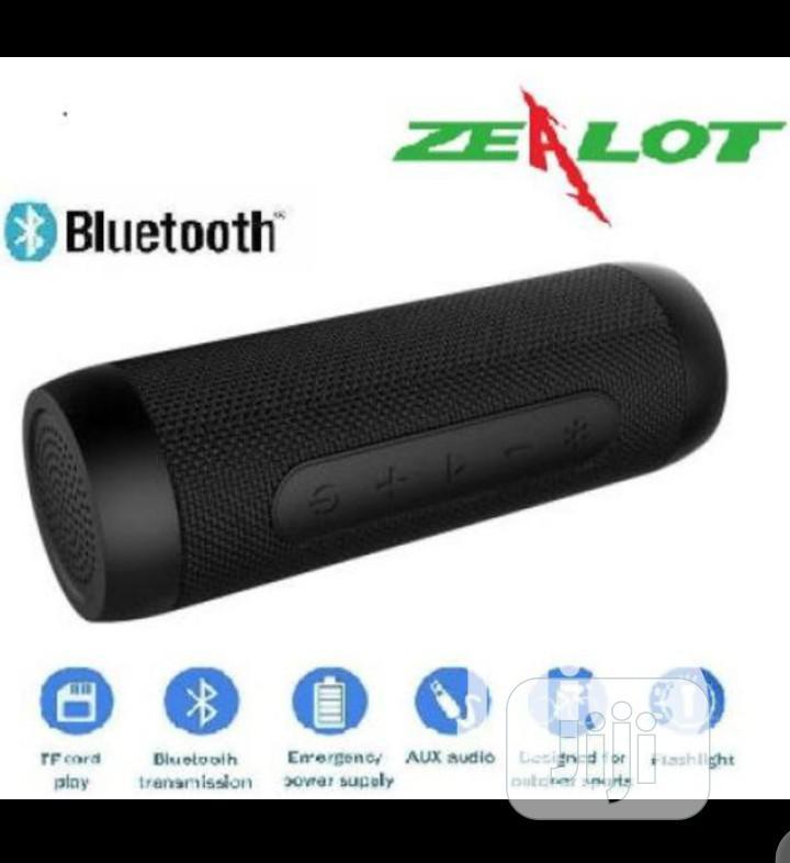 Zealot S22 Wireless Bluetooth With Flashlight | Audio & Music Equipment for sale in Ikeja, Lagos State, Nigeria