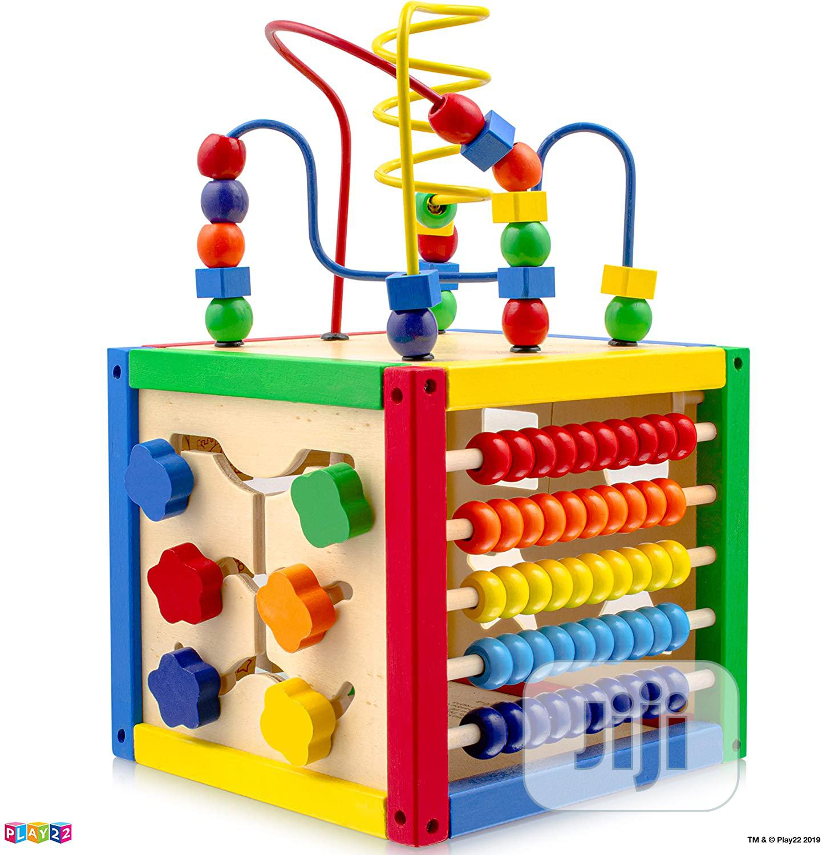 Children Woodentoys Box