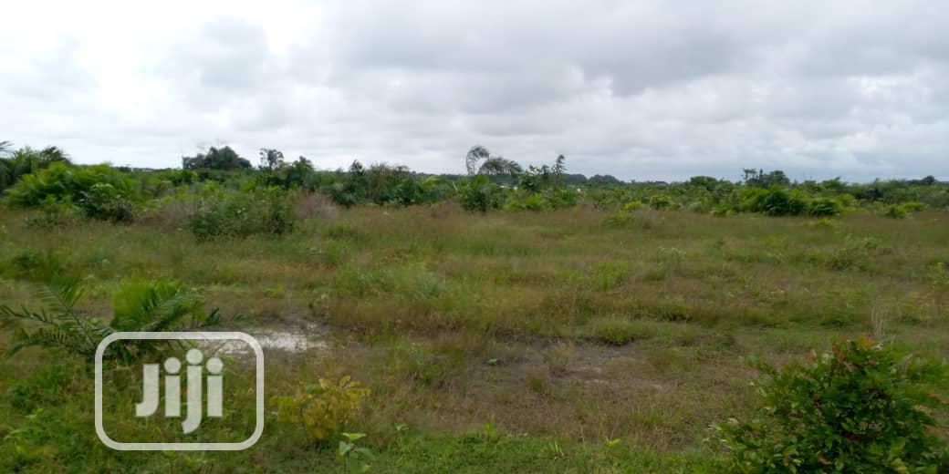 Plot Of Dry Land For Sale At Bojige