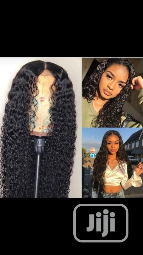 "22""Inches Carribbean Curls Human Hair"