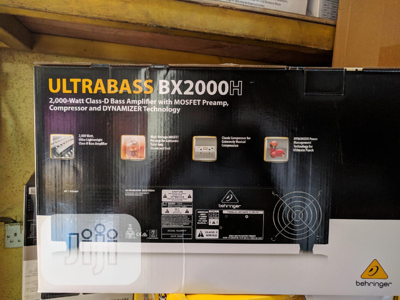 Ultrabass. | Audio & Music Equipment for sale in Ojo, Lagos State, Nigeria