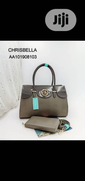 Classic Female Leather Handbag | Bags for sale in Lagos State, Lagos Island (Eko)