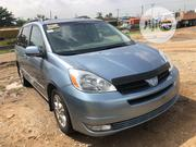 Toyota Sienna 2004 XLE FWD (3.3L V6 5A) Blue | Cars for sale in Lagos State, Ojodu
