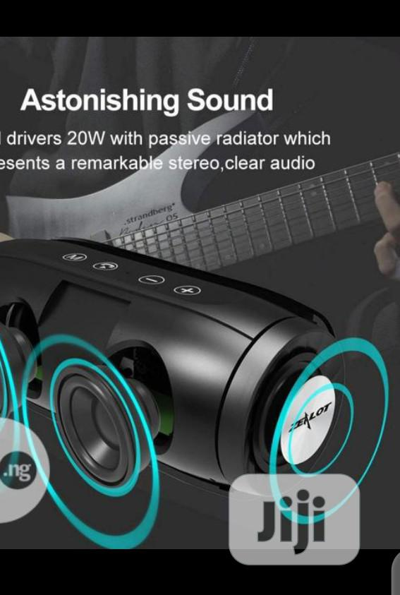 Zealot S16 Wireless Bluetooth Speaker   Audio & Music Equipment for sale in Ikeja, Lagos State, Nigeria