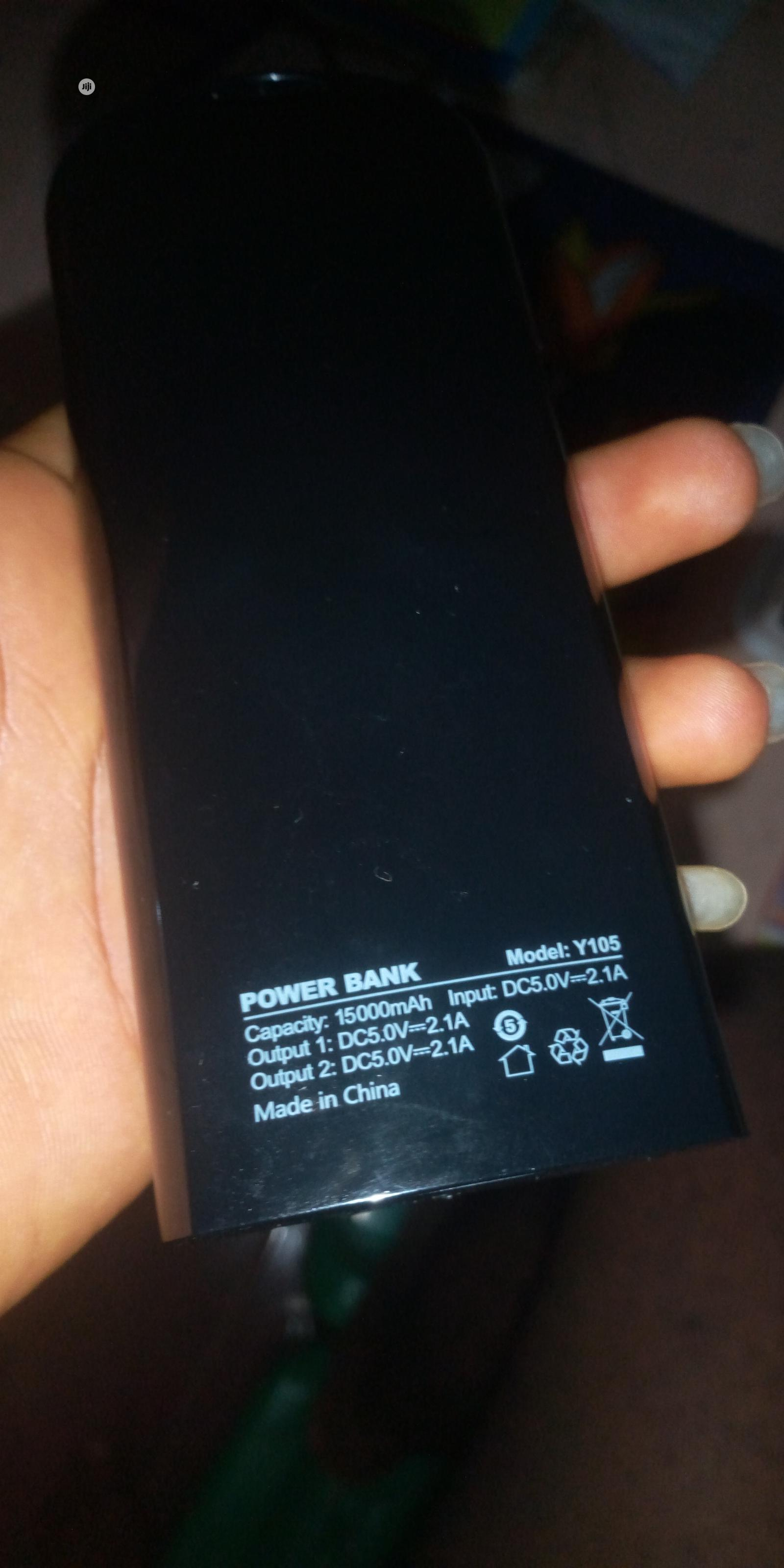 Archive: 15,000mah Fast Power Bank