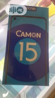 New Tecno Camon 15 64 GB | Mobile Phones for sale in Lagos State, Ikeja