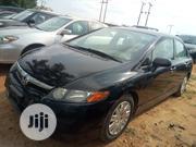Honda Civic 2007 1.8i VTEC Black | Cars for sale in Abuja (FCT) State, Jabi
