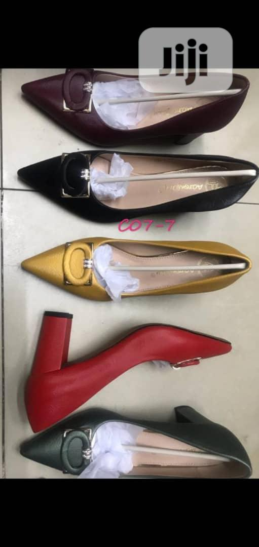 Quality Ladies Hill Cover Shoes
