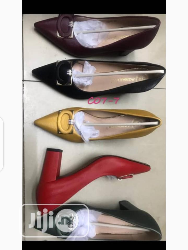 Quality Ladies Hill Cover Shoes   Shoes for sale in Lagos Island, Lagos State, Nigeria
