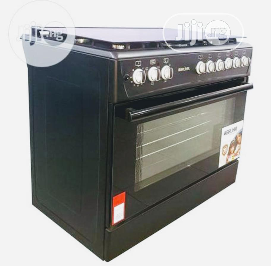 """""""Standing Gas 4 Gas And 2 Electric With Oven Grill Anti-rust"""