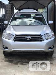 Toyota Highlander 2008 Limited Silver | Cars for sale in Lagos State, Isolo