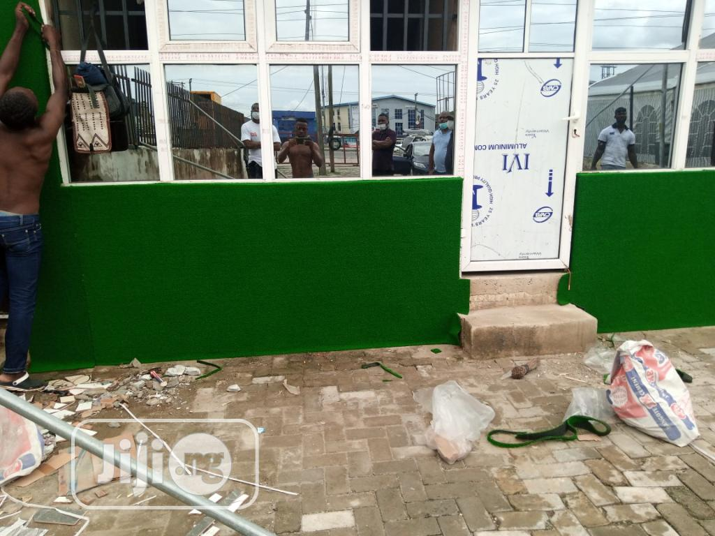 Different Types Of Artificial Grass Available In Ikeja Lagos State