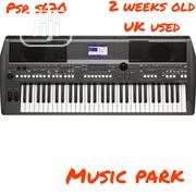 Yamaha Keyboard Arranger Workstation – Psrs670 | Musical Instruments & Gear for sale in Lagos State, Oshodi-Isolo