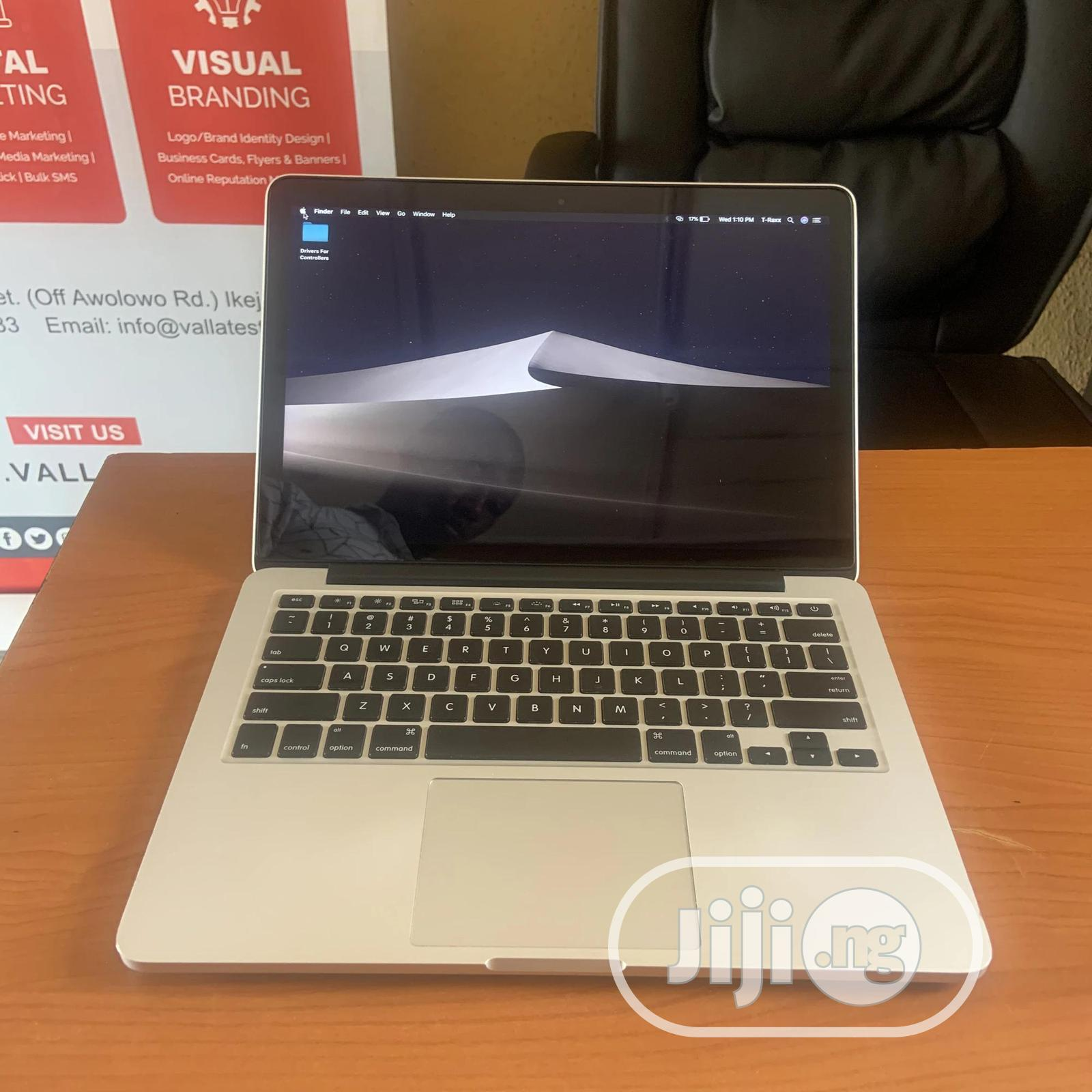 Archive: Laptop Apple MacBook Pro 2013 8GB Intel Core I5 SSD 256GB