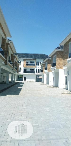 Brand New Tastefully Well Finished 4 Bedroom Terrace Duplex With BQ   Houses & Apartments For Sale for sale in Lagos State, Lekki