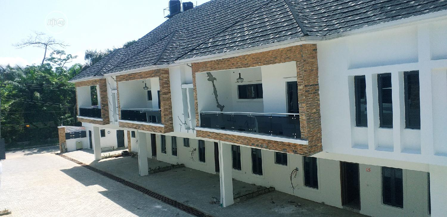 Brand New Tastefully Well Finished 4 Bedroom Terrace Duplex With BQ | Houses & Apartments For Sale for sale in Lekki, Lagos State, Nigeria