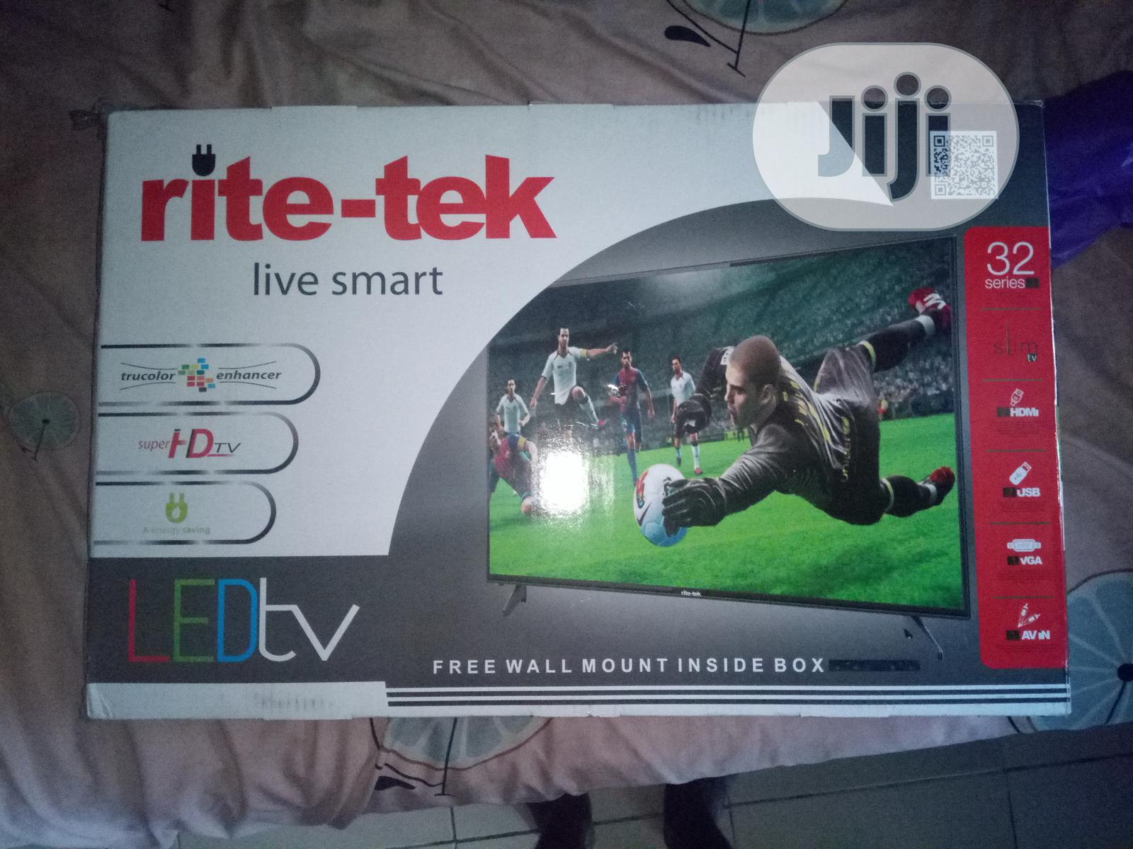 Archive: Rite Tek Super 32inch Led TV
