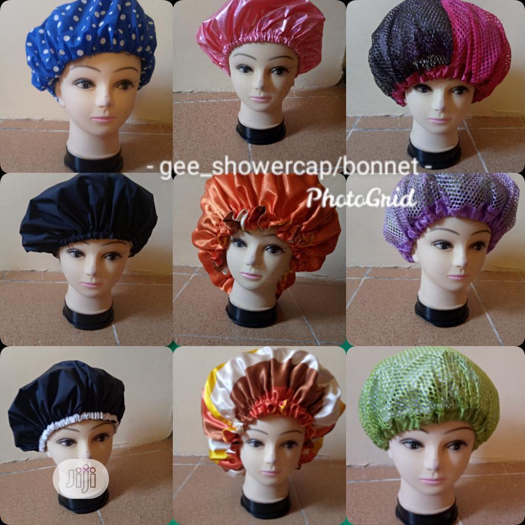 Archive: Hair Bonnet