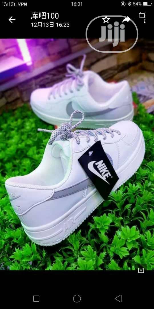 White Sneakers for Ladies/Women Available in Different Sizes