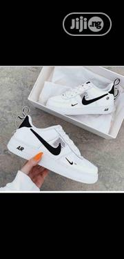 White Sneakers for Ladies/Women Available in Different Sizes | Shoes for sale in Lagos State, Ikeja