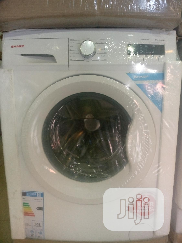 Original Sharp Washing Machine 9kg