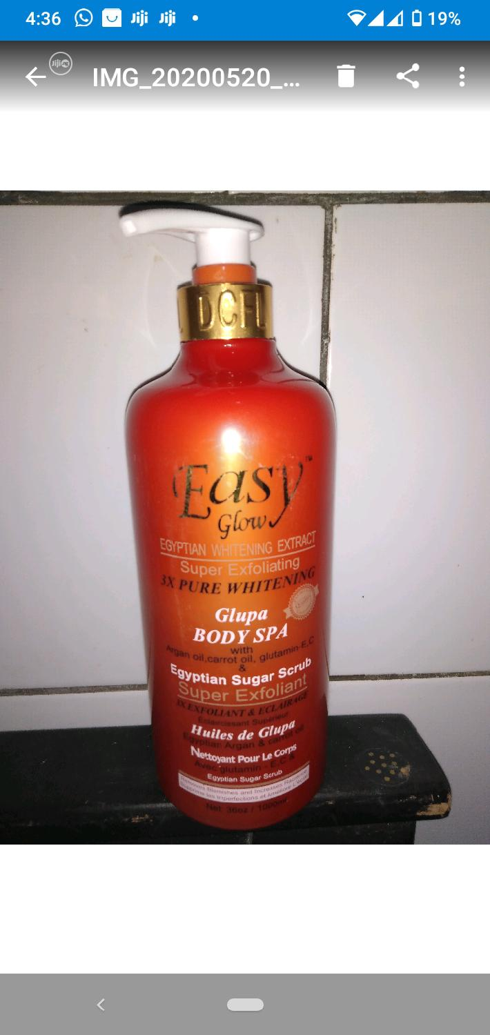 EASYGLOW Egyptian Body Wash