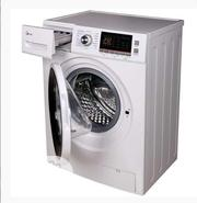 Midea 8kg Front Load Washing Machine MFC80 | Home Appliances for sale in Lagos State, Ajah