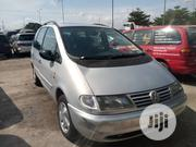 Volkswagen Sharan 1999 Silver | Cars for sale in Lagos State, Orile