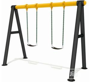 Playground Equipment 2 Seater Swing Set.   Toys for sale in Lagos State, Ikeja
