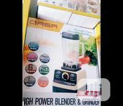 GASA High Powerful Blender   Kitchen Appliances for sale in Lagos State, Lagos Island