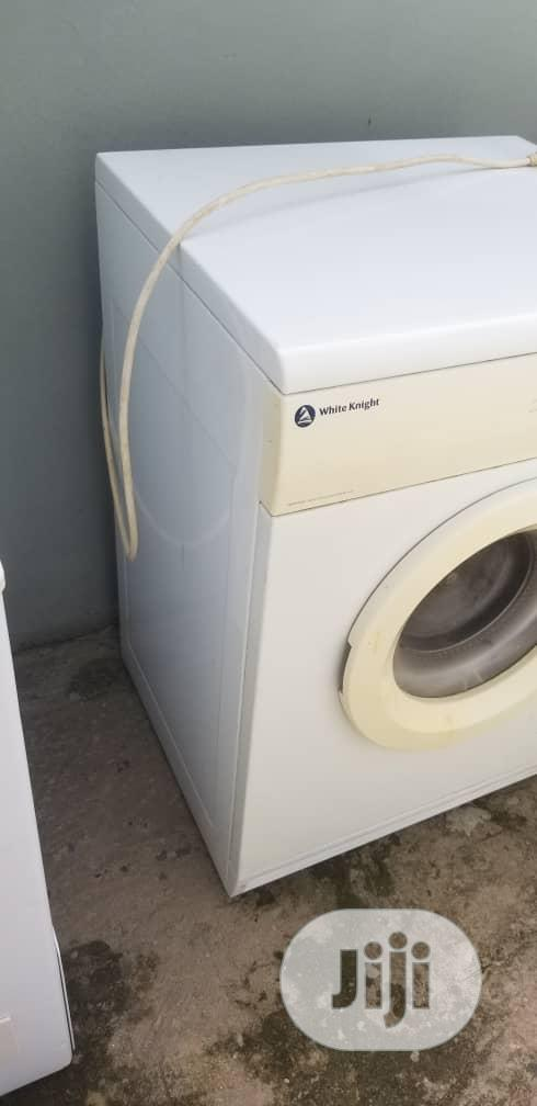 Tokunbo White Knight 6kg Clothes Dryer | Home Appliances for sale in Ajah, Lagos State, Nigeria