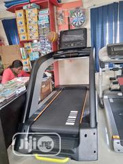 8hp Commercial Heavy Duty Treadmill,Incline, Internet Access,Tv Screen | Sports Equipment for sale in Lagos State, Ikoyi