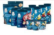 Gerber Cereals, Gerber Yogurt, Gerber Puffs | Baby & Child Care for sale in Lagos State, Lekki Phase 1