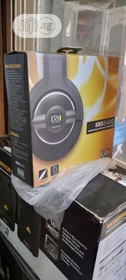 KRK KNS 8400 On-Ear Closed Back Circumaural Studio Monitor Headphone | Headphones for sale in Lagos State, Ojo