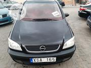 Opel Zafira 2002 Black   Cars for sale in Lagos State, Surulere