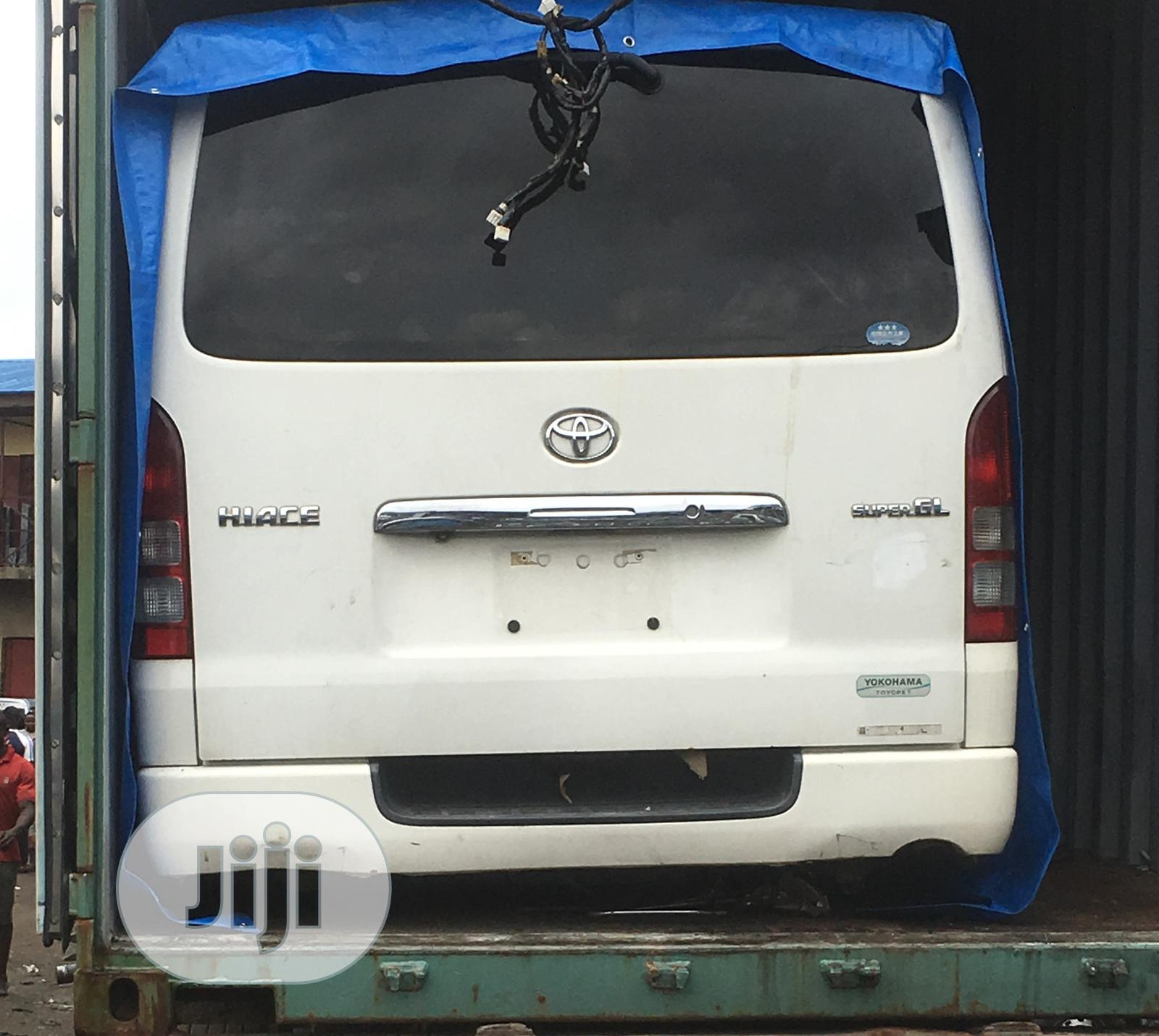 Toyota Hiace Bus | Buses & Microbuses for sale in Mushin, Lagos State, Nigeria