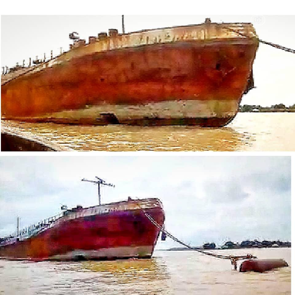 3172tons Oil Vessel For Sale