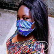 Ankara Face Mask | Clothing Accessories for sale in Imo State, Owerri