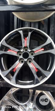 18inch Alloy Rims - Tokunbo | Vehicle Parts & Accessories for sale in Lagos State, Surulere