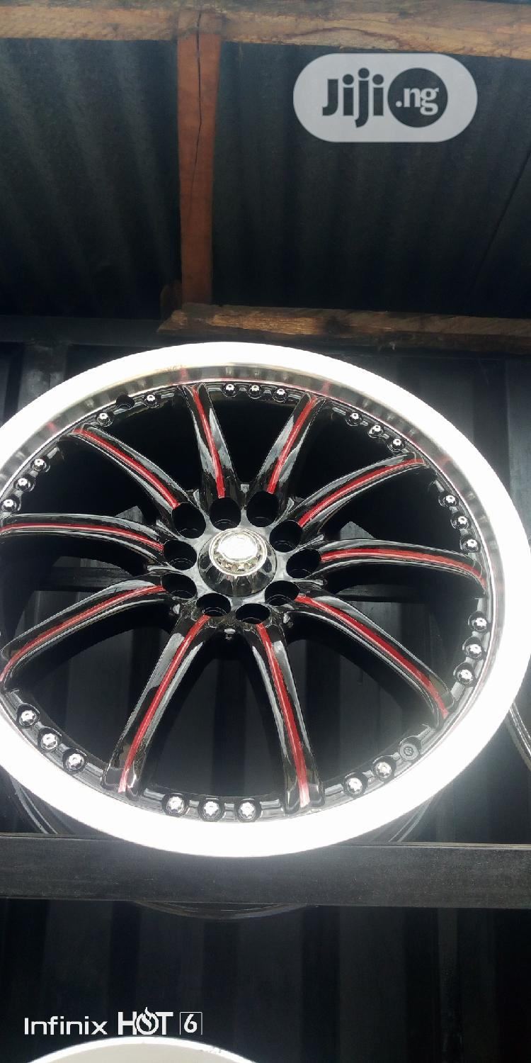 18inch Alloy Rims - Tokunbo | Vehicle Parts & Accessories for sale in Surulere, Lagos State, Nigeria