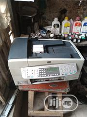 HP Officejet 6310 All In One Printer | Printers & Scanners for sale in Lagos State, Ikeja