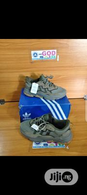 Grey Adidas Sneakers. | Shoes for sale in Lagos State, Lagos Island